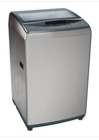 Bosch WOE804D2IN Grey (8.0 Kg) Fully Automatic Top Load Washing Machine