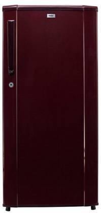 Haier HRD-1902BBR-E 190 L Direct Cool Single Door 2 Star (2020) Refrigerator  (Burgundy Red)