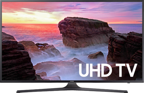 "New Open Box Samsung 50"" Smart 4K UHD TV  - UN50MU6300FXZA"