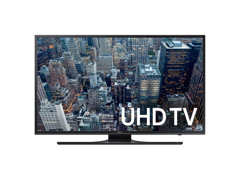 "Preowned Samsung 55"" 4K LED Smart TV - UN55JU6500F"