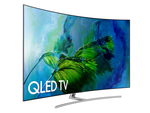 "Preowned Samsung 75"" 4K QLED Q8C Smart TV - QN75Q8CAM"