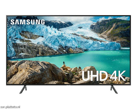 "New Open Box 55"" Samsung 4K UHD Smart TV - UN55RU7100FXZA"