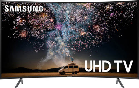 "New Open Box Samsung 55"" Curved Smart 4K UHD TV  - UN55RU7300FXZA"