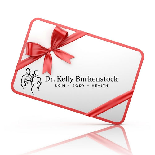 Skin Body Health Gift Card (Physical)