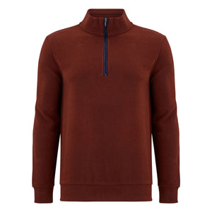 MENS DRIFTER 55112 59 ORANGE LONG SLEEVE CASUAL TOP