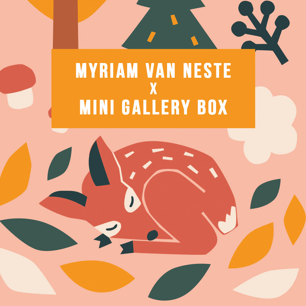 October/November - MYRIAM VAN NESTE