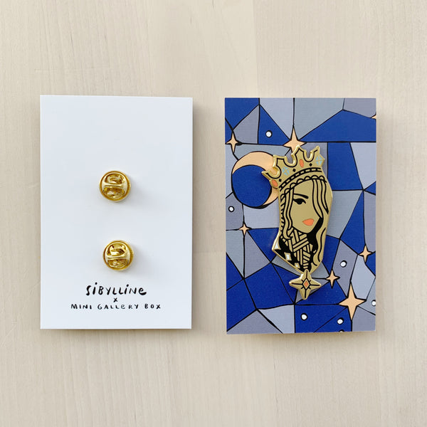 QUEEN PIN - SIBYLLINE