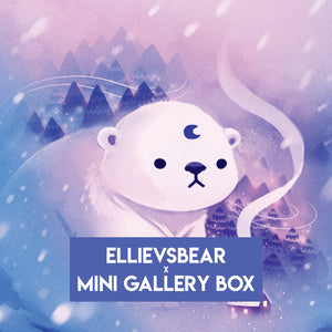 SNOWY DREAM - ELLIEVSBEAR