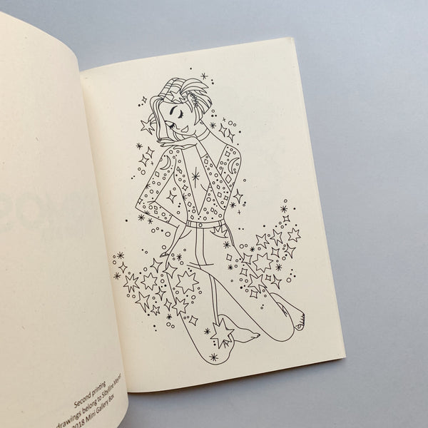 COLORING BOOK - SIBYLLINE