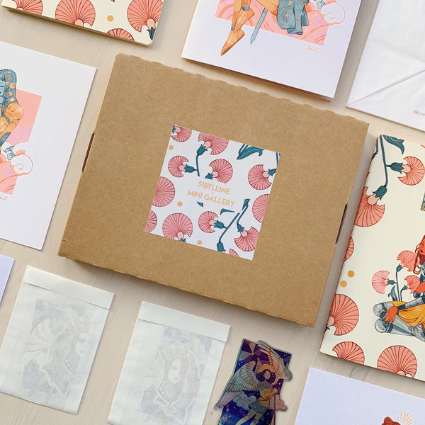 BRAVE OF HEART BOX - SIBYLLINE