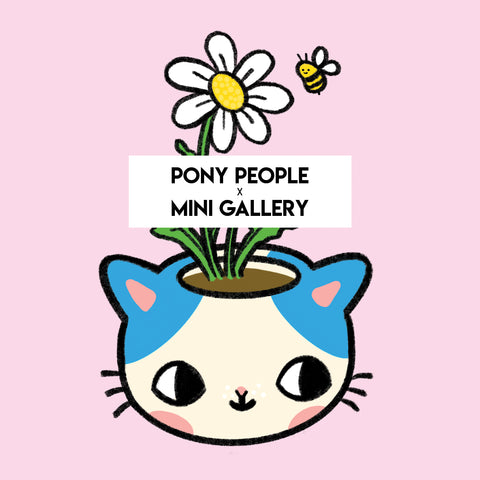 KITTIES & BEES BOX - PONY PEOPLE