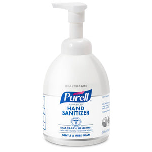 PURELL® Advanced Hand Sanitiser Foam 535ml (4 bottles)