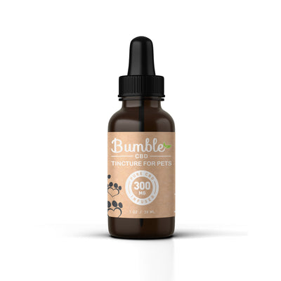 Bumble CBD Pet Tincture 300MG