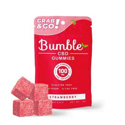 Bumble CBD Gummies 100MG