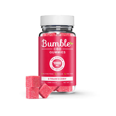 Bumble CBD Gummies 1000MG