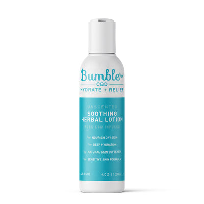 Bumble CBD Soothing Herbal Lotion 400MG