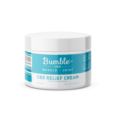 Bumble CBD Relief Cream 500MG