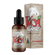 Koi Naturals Full Spectrum CBD Tincture Strawberry