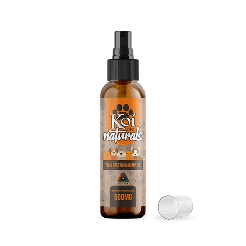 Koi Naturals CBD Pet Spray 500mg
