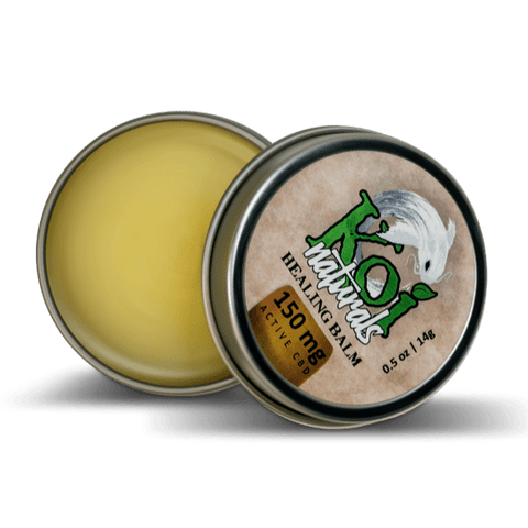 Koi 150mg True Spectrum CBD Healing Balm 0.5oz