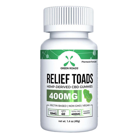 Green Roads 400mg CBD Daily Dose Gummies