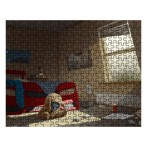 Messy Room AR Jigsaw Puzzle