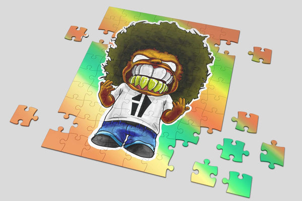Trill Roscoe Jigsaw Puzzle