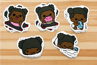 Vanessa Sticker Pack