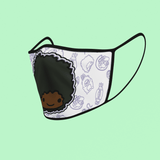 Roscoe Cloth Face Mask