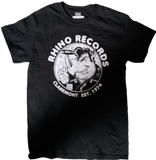 Retro Black Rhino T-Shirt