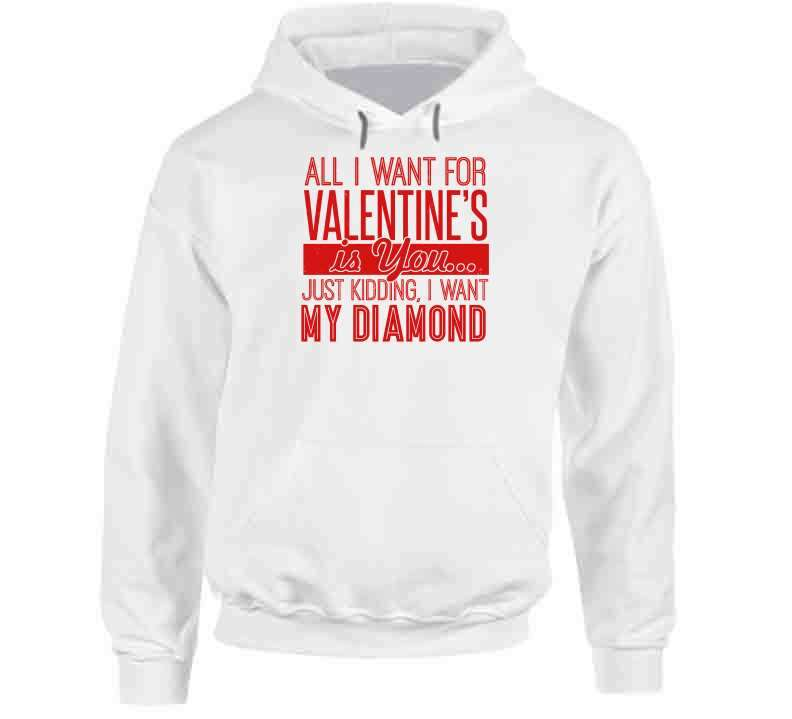 All I Want For Valentine Is You... Just Kidding, I Want... Ladies T Shirt, Tshirtgang, T-Shirt, all-i-want-for-valentine-is-you-just-kidding-i-want-ladies-t-shirt, all, for, just, kidding, la
