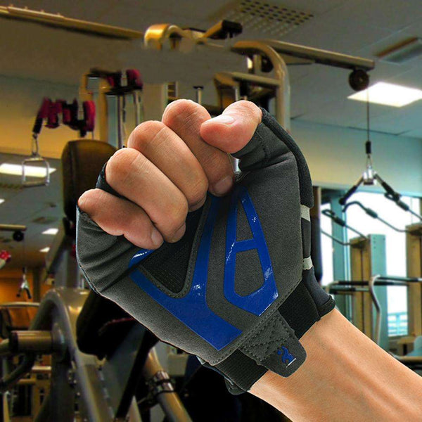 Anti-Slip Weight Lifting Gym Workout Training Bodybuilding Men Comfortable Glove, Snapfitnessdeals, Other Accessories, anti-slip-weight-lifting-gym-workout-training-bodybuilding-men-comfortab