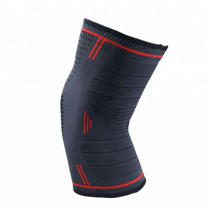 Basketball Compression Knee Sleeve For Running Jumping, ROCCO PETRIZZO, , basketball-compression-knee-sleeve-for-running-jumping, spo-default, spo-disabled