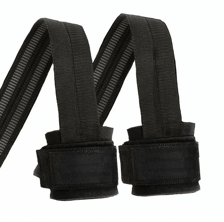 Bodybuilding Power Lifting Wrist Supports Assist Grip Strength Weight Lifting Straps, ROCCO PETRIZZO, , bodybuilding-power-lifting-wrist-supports-assist-grip-strength-weight-lifting-straps, s