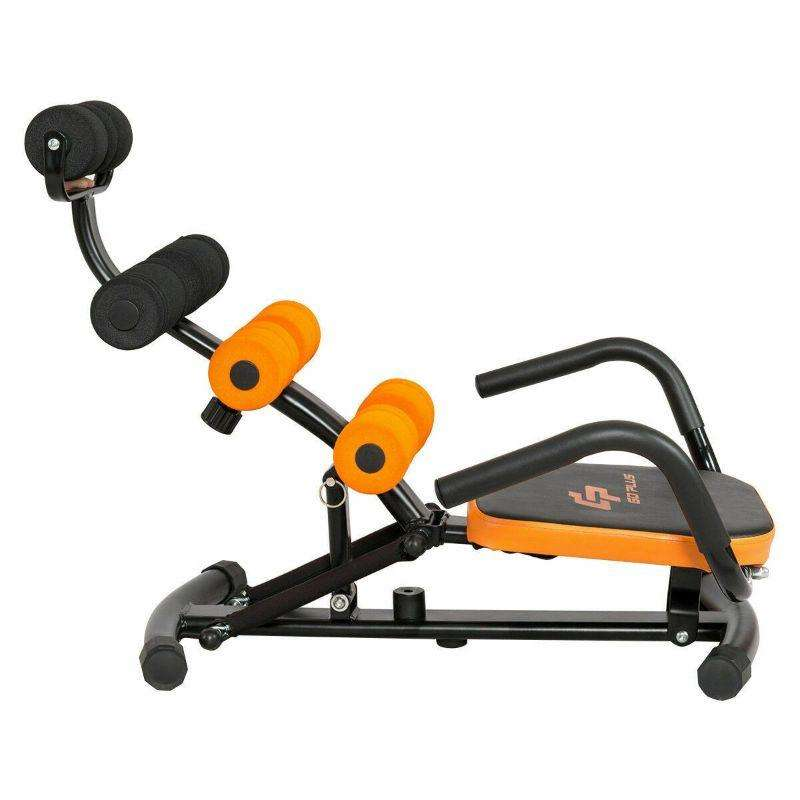 Core Fitness Abdominal Crunch Exercise Bench Machine, MerchMixer, Fitness and Wellness, core-fitness-abdominal-crunch-exercise-bench-machine, spo-default, spo-disabled