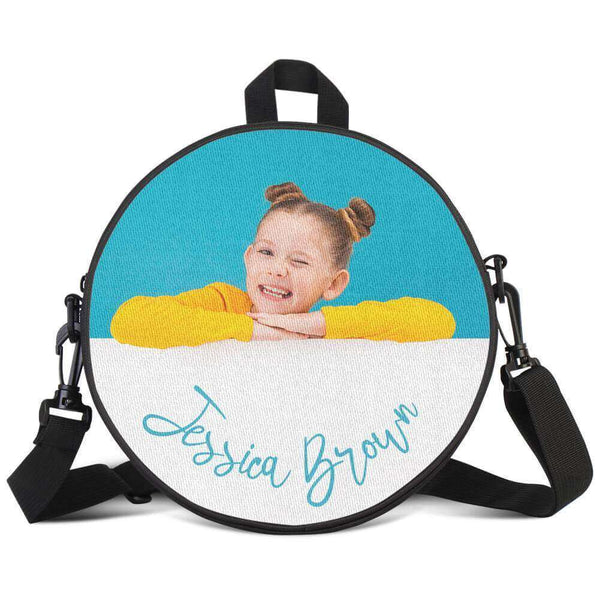 Custom Round Bag, Podify, , custom-round-bag, apparel, back to school, bags, bags & accessories, custom round bag, kids & babies, kids bag, round bag, spo-default, spo-disabled, travel bag
