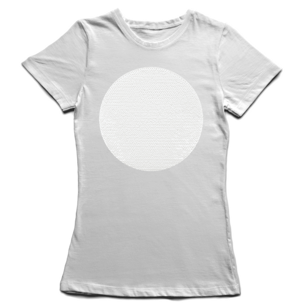 Custom Sequin Women T-Shirts (Circle), Podify, , custom-sequin-women-t-shirts-circle, adult apparel, apparel, custom, custom sequin t-shirt, sequin, sequin apparel, shirt, spo-default, spo-di