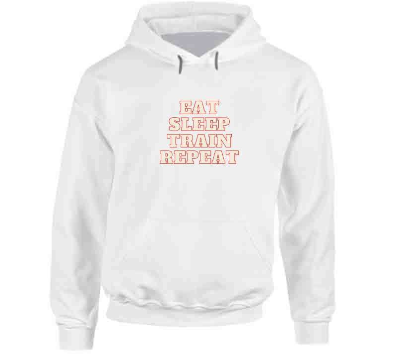 Eat Sleep Train Repeat Long Sleeve T Shirt, Tshirtgang, T-Shirt, eat-sleep-train-repeat-long-sleeve-t-shirt-1, eat, long, repeat, sleep, sleeve, spo-default, spo-disabled, sports, train