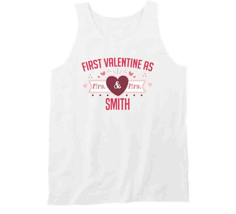 First Valentine As... T Shirt, Tshirtgang, T-Shirt, first-valentine-as-t-shirt, as, first, spo-default, spo-disabled, valentine