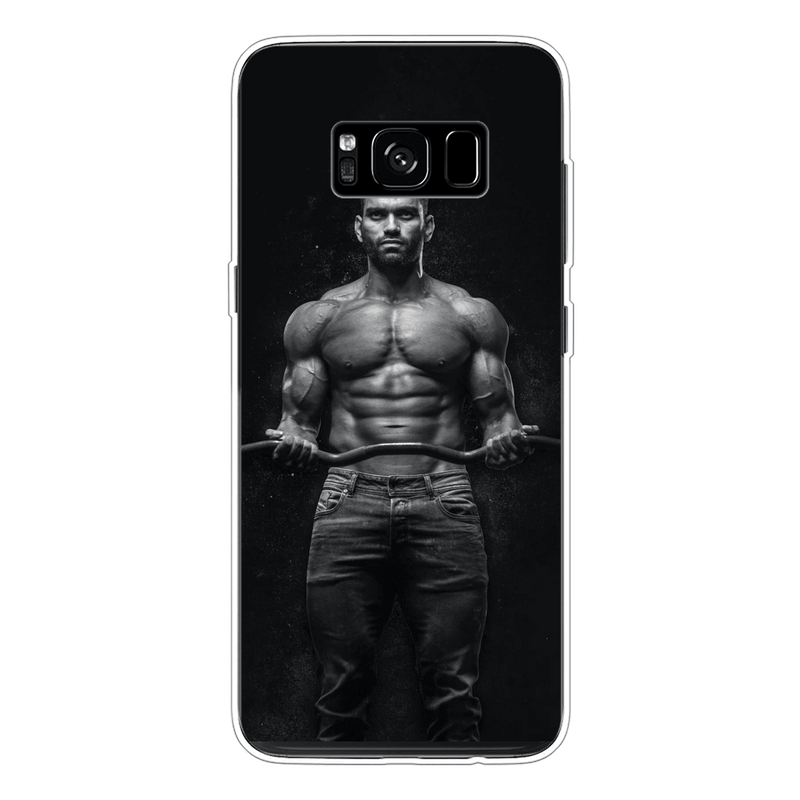 Fitness Back Printed Transparent Soft Phone Case, alloverprint.it, Accessories, fitness-back-printed-transparent-soft-phone-case-1, Accessories, spo-default, spo-disabled
