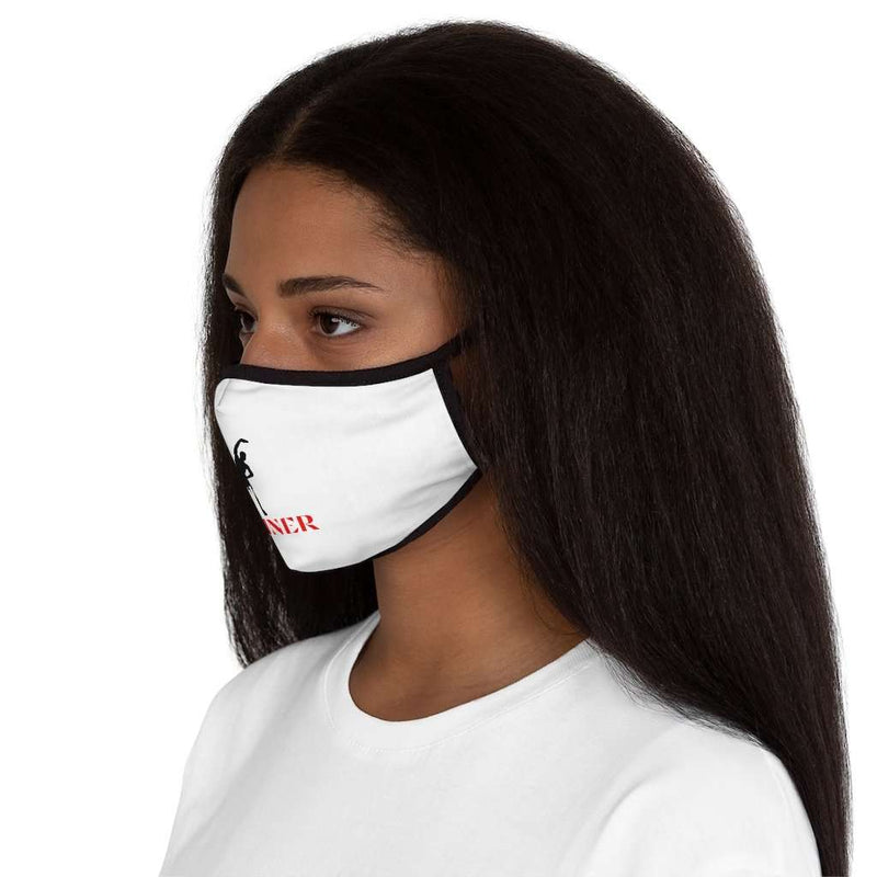 Fitted Polyester Face Mask-Trainer, Printify, Accessories, fitted-polyester-face-mask-trainer, Accessories, Face mask, Face Masks, Mask, spo-default, spo-disabled, trainer face mask, Unisex