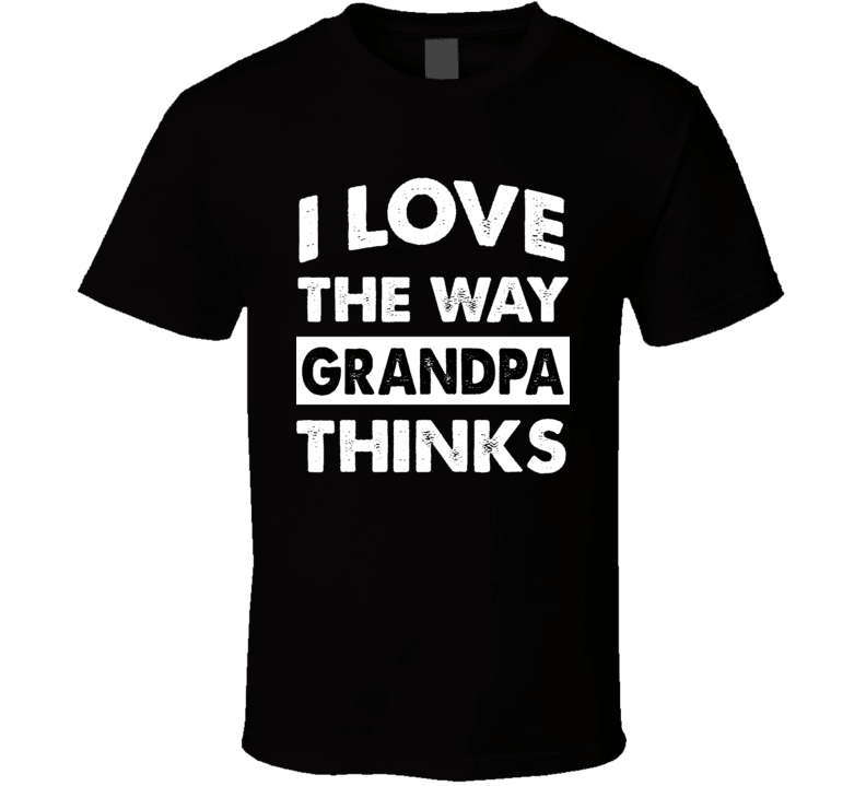 Grandpa T Shirt, Tshirtgang, T-Shirt, grandpa-t-shirt, grandpa, names, spo-default, spo-disabled