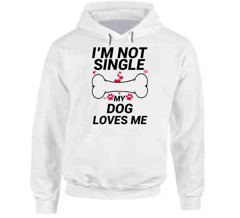 I Am Not Single T Shirt, Tshirtgang, T-Shirt, i-am-not-single-t-shirt, am, not, single, spo-default, spo-disabled