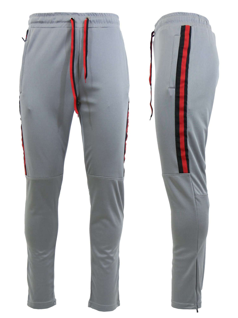 Men's Moisture Wicking Active Joggers With Zipper Pockets, MerchMixer, Men's Apparel, mens-moisture-wicking-active-joggers-with-zipper-pockets, spo-default, spo-disabled