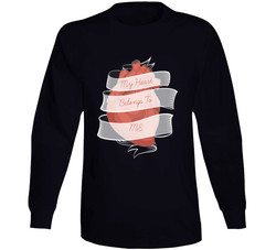 My Heart Belongs To Me Long Sleeve T Shirt, Tshirtgang, T-Shirt, my-heart-belongs-to-me-long-sleeve-t-shirt-1, belongs, heart, long, me, my, sleeve, spo-default, spo-disabled, to, various