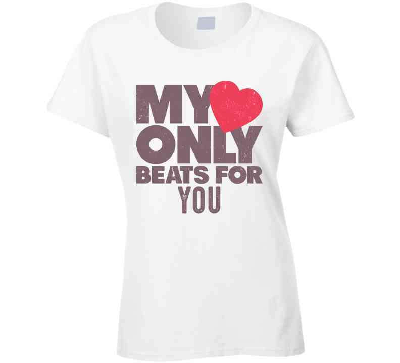 My Heart Only Beats For You Baby One Piece, Tshirtgang, T-Shirt, my-heart-only-beats-for-you-baby-one-piece, baby, beats, for, heart, my, one, only, piece, spo-default, spo-disabled, various,