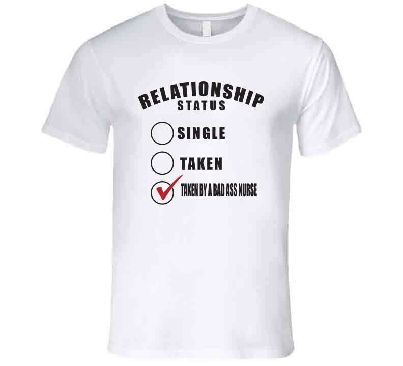 Relationshit Status: Single, Taken... Long Sleeve T Shirt, Tshirtgang, T-Shirt, relationshit-status-single-taken-long-sleeve-t-shirt, long, relationshit, single, sleeve, spo-default, spo-disa