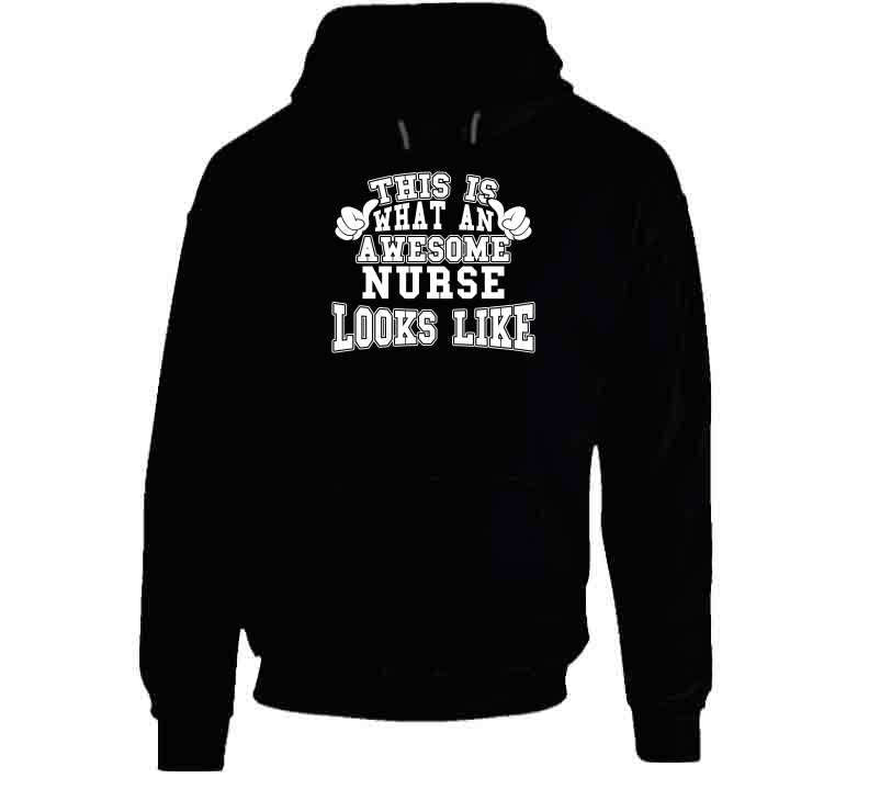 This Is What An Awesome Nurse Looks Like T Shirt, Tshirtgang, T-Shirt, this-is-what-an-awesome-nurse-looks-like-t-shirt, an, awesome, like, looks, nurse, occupations, spo-default, spo-disable