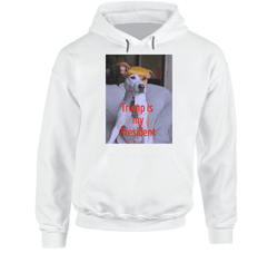 Trump Is My President Hoodie, Tshirtgang, T-Shirt, trump-is-my-president-hoodie, hoodie, my, political, president, spo-default, spo-disabled, trump
