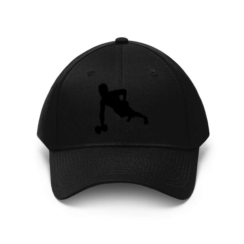 Unisex Twill Hat-Push up, Printify, Hats, unisex-twill-hat-1, Accessories, custom hats, Embroidery, Fall Bestsellers, fitness hats, gym hats, Hats, hats amazon, hats and caps, hats clipart, h